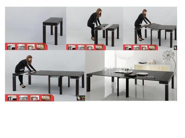 Tavoli consolle archives consolle tavoli riflessi for Riflessi tavoli allungabili