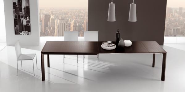 In poco spazio un grande tavolo da riflessi tavolo city allungabile consolle tavoli riflessi - Tavolo consolle allungabile riflessi prezzi ...