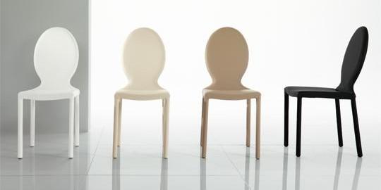 sedie riflessi modello Anna
