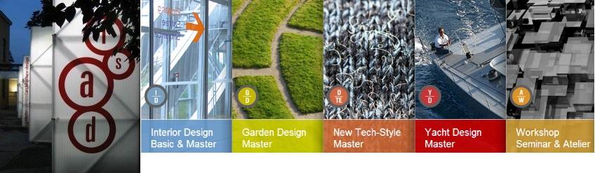 isad istituto superiore architettura e design