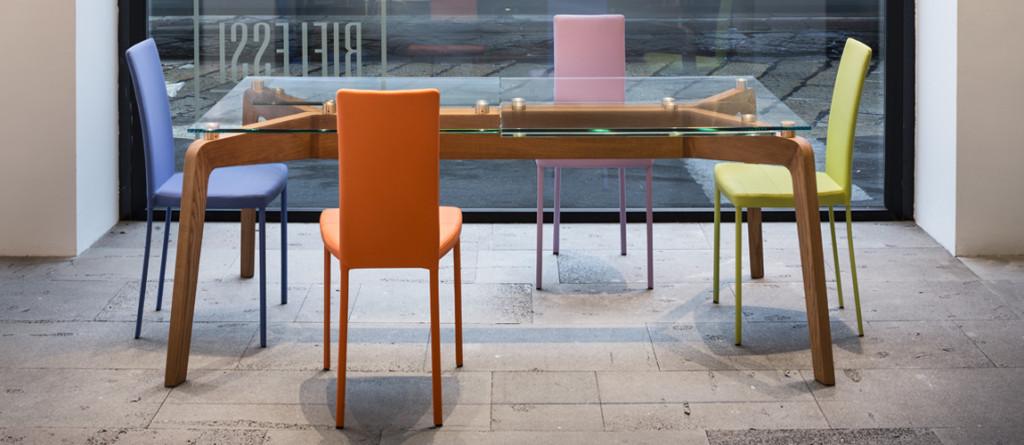 tavolo glide riflessi