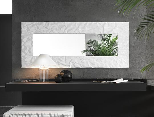 Il design a x factor lo specchio mito riflessi - Specchi da parete di design ...