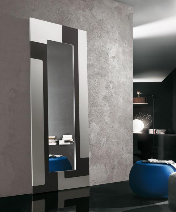 specchio grey riflessi