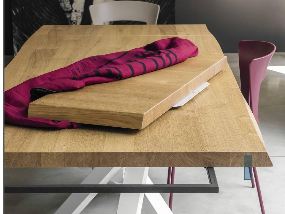 tavolo shangai riflessi allungabile