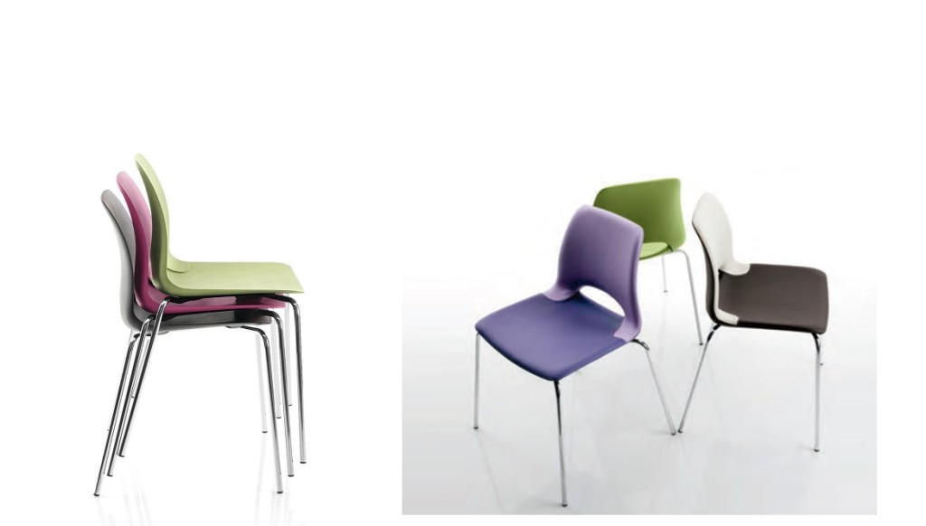 Traditional chair / in wood / steel / polyurethane