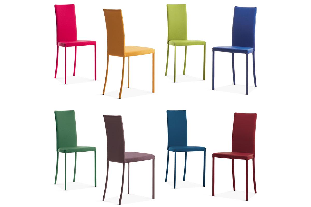 Sedie riflessi confort e design consolle tavoli riflessi for Riflessi tavoli e sedie