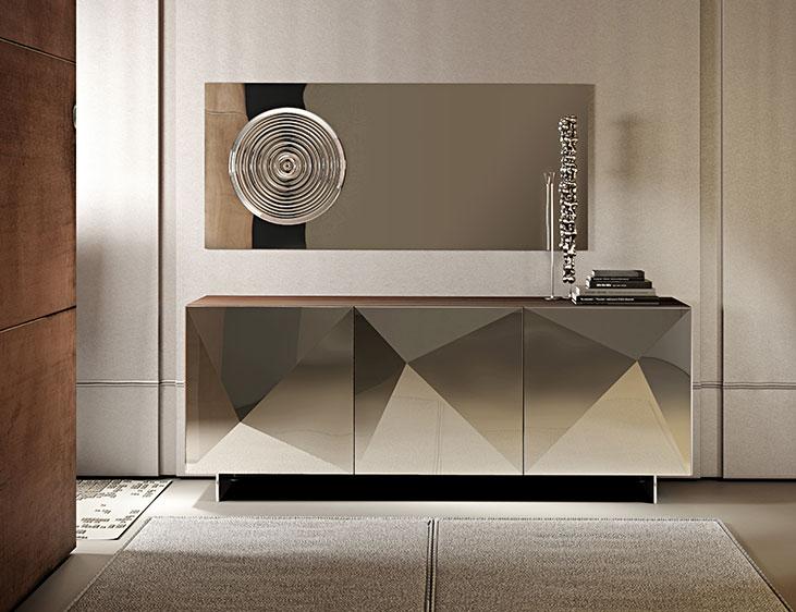 Consolle Tavoli Riflessi - Consolle allungabili, tavoli estendibili, madie, sedie e specchi di ...