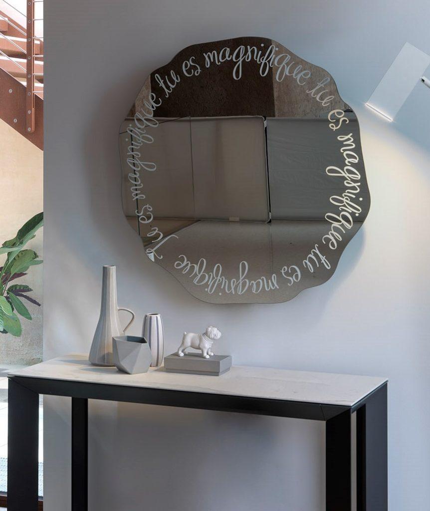 specchio riflessi Magnifique