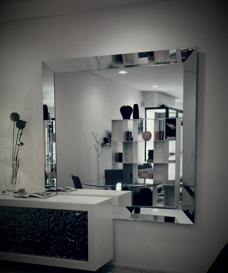 specchio grande dimensioni Archivi - Consolle Tavoli Riflessi