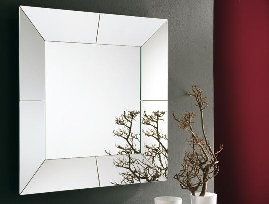 riflessi specchio cube