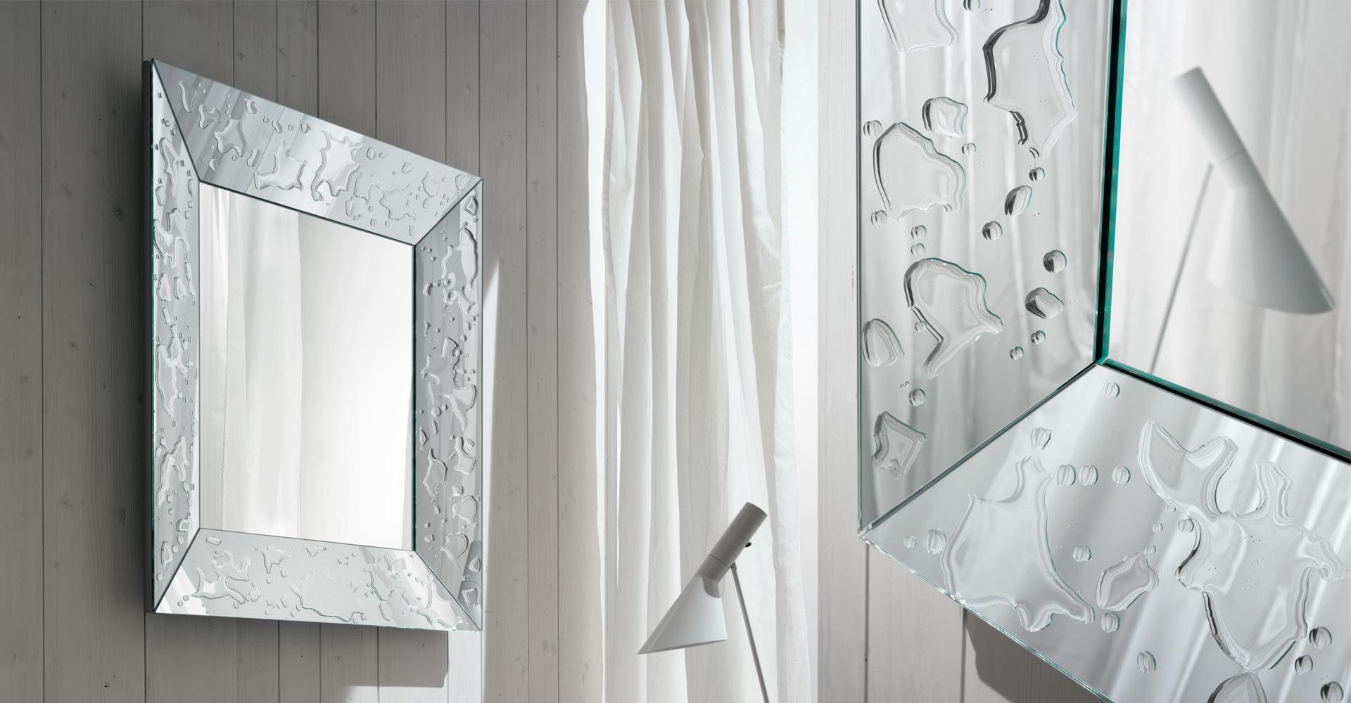 Specchio grande archivi consolle tavoli riflessi