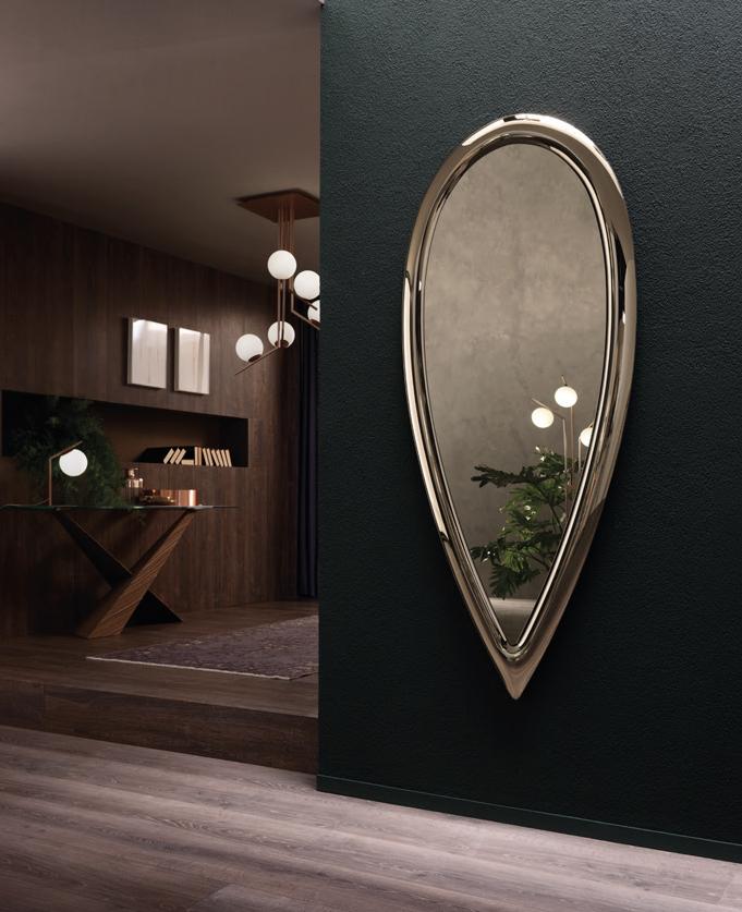specchio antares riflessi